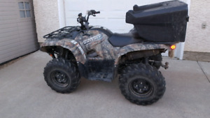 2013 grizzly 550 'camo'