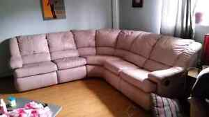 Sectional couch Windsor Region Ontario image 1