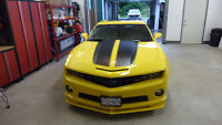 2010 Chevrolet Camaro 2SS RS with lots of EXTRAs