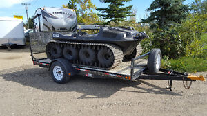 2013 - 6' x 12' Trail Pro Utility trailer 3500lbs axle!!