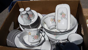 "Noritake fine China ""Coquet"" 2981 Peterborough Peterborough Area image 1"