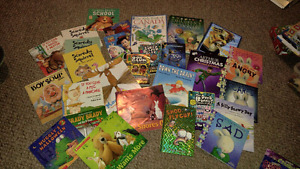 LOTS OF GREAT BOOKS...ALL IN AWESOME SHAPE!!