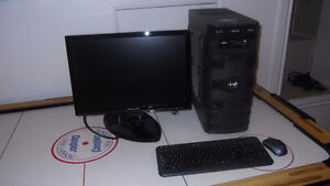 Powerfull Desktop PC, Intel Core i5-3570 K, 480 GB SSD