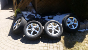 05 Chevy wheels and tires