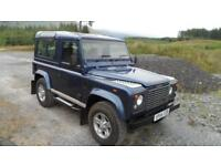 Land Rover 90 Defender County Station Wagon Td5