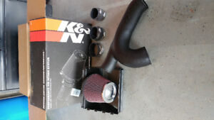 F-150 2.7 eco boost K&N filter performance system