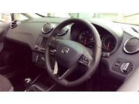 2016 SEAT Ibiza 1.4 TDI Ecomotive SE 5dr Manual Diesel Hatchback