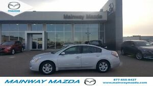 Nissan Altima 4dr Sdn I4 2.5 S 2012