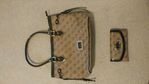 Guess Purse and Wallet - Brand New