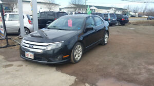 2010 FORD FUSION SE AUTOMATIC LOADED 149,000 KMS