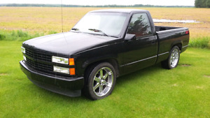 1991 chevy 454 ss