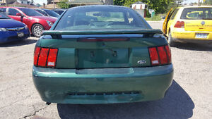 2002 Ford Mustang Coupe (2 door) - TRADE-IN SPECIAL Kitchener / Waterloo Kitchener Area image 4