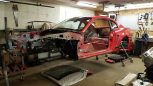 2002 Ford Mustang Project