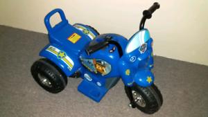 Paw Patrol 6V Motor Bike