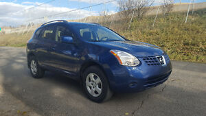 2008 Nissan Rogue S* AWD* LOW KMS!!! SUV, Crossover
