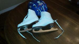 For Sale Girl's Figure Skates
