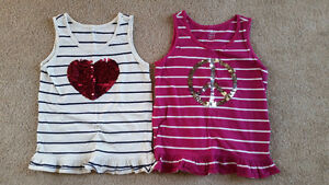 Girls Size 10/12 Summer Clothing Lot