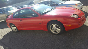 1998 Pontiac Sunfire GT Coupe (2 door)