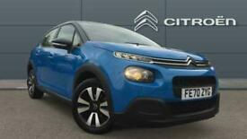 image for 2020 Citroen C3 1.2 PureTech 83 Feel 5dr Petrol Hatchback Hatchback Petrol Manua