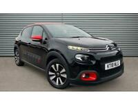 2018 Citroen C3 1.2 PureTech Flair (s/s) 5dr Hatchback Petrol Manual