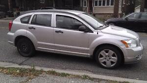 2007 Dodge Caliber Hatchback
