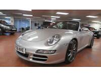 2006 PORSCHE 911 Carrera 2S 6Sp Sat Nav PDC Xenons Full Leather BOSE