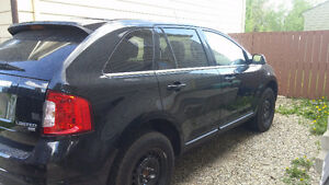 2013 Ford Edge LIMITED SUV, SUPER LOW KM! FULLY LOADED!