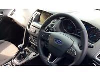 2016 Ford Focus 1.0 EcoBoost 125 Titanium 5dr Manual Petrol Hatchback