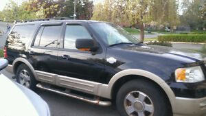 2006 Ford Expedition SUV, Crossover KING RANCH