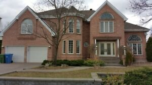 Luxurious Home on Golf Course in Rosemere - REDUCED PRICE