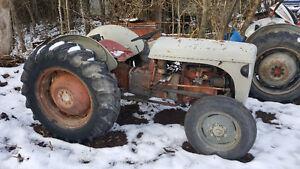 52 Ferguson tractor