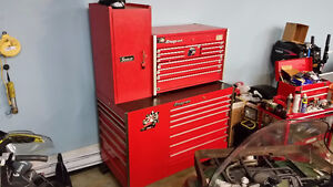 Snapon kra562 with locker and top box.