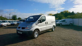 Renault Trafic 1.9TD ( 100bhp ) Phase 2 SL27dCi 100, Full History, Fully loaded