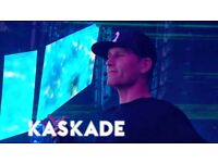 2 tickets to kaskade london for 20 pounds only!
