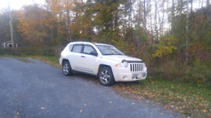 2007 Jeep Compass Sport 4x4 - Sunroof - Car starter