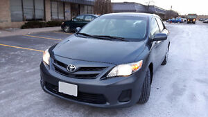 2011 Toyota Corolla in Perfect Condition - Clean CarProof