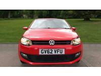 Volkswagen Polo 1.4 Match 5dr Hatchback Petrol Manual