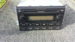 HYUNDAI TUCSON RADIO 2005 TO 2009