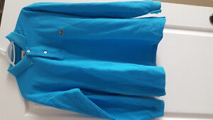 Brand new Lacoste Polo long sleeves  for men