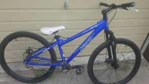 Dirt Jumper Bike