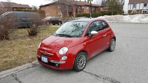 2012 Fiat 500 Sport-Must go!  All offers considered