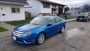 2011 Ford Fusion SEL AWD Loaded