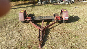 CAR / TRUCK TOW DOLLY
