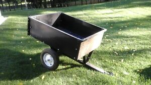 Lawn tractor trailer for sale