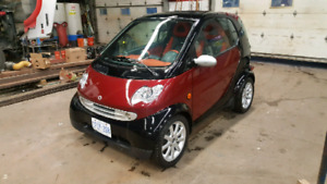 2005 Mercedes Smart for Two ( smart car )