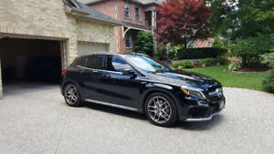 2015 Mercedes Benz GLA 45 AMG -Short term lease take over