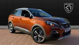 image for 2021 Peugeot 3008 1.5 BlueHDi GT Line 5dr EAT8 Diesel Estate Auto Estate Diesel
