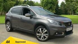 image for Peugeot 2008 SUV 1.2 PureTech 110 Allure EAT6 with Cruise Control a Auto Estate