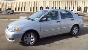 05 Corolla - auto - LOADED - MAGS - AC - ONLY 73,000KMS