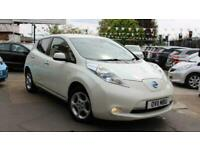 2011 Nissan Leaf (24kWh) Auto 5dr Hatchback Electric Automatic